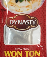 Dynasty Wonton Soup Base Mix -5 packets per pack