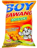 Boy Bawang Chili Cheese Flavor Snack 3.5 oz